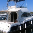 motorovy cln Chorvatsko marina